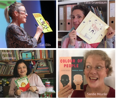 Using picturebooks in primary English language teaching – Gail Ellis, Tatia Gruenbaum, Sandie Mourão, Anneta Sadowska