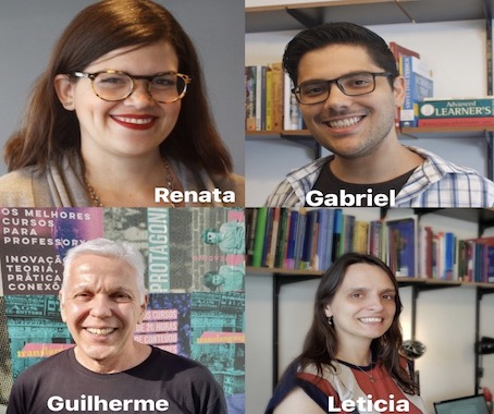 Primary and secondary English teacher education in Brazil – Gabriel Ribeiro, Guilherme Pacheco, Leticia Moraes, Renata Borges